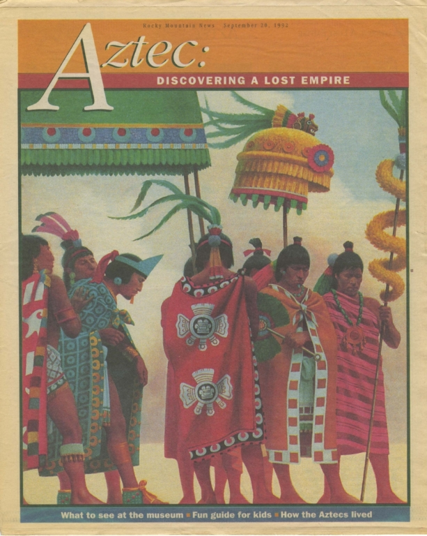 Aztec: Discovering A Lost Empire